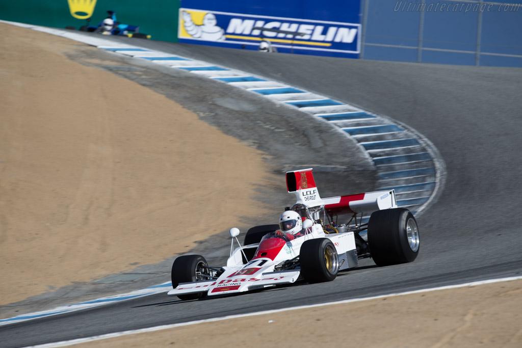 Lola T332 - Chassis: HU34 - Driver: Seb Coppola  - 2015 Monterey Motorsports Reunion