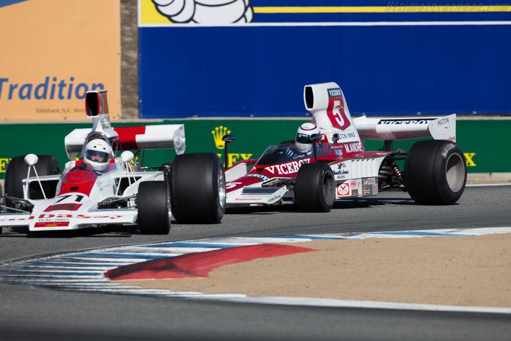 Lola T332 - Chassis: HU17 - Entrant: Zak Brown - Driver: Richard Dean  - 2015 Monterey Motorsports Reunion