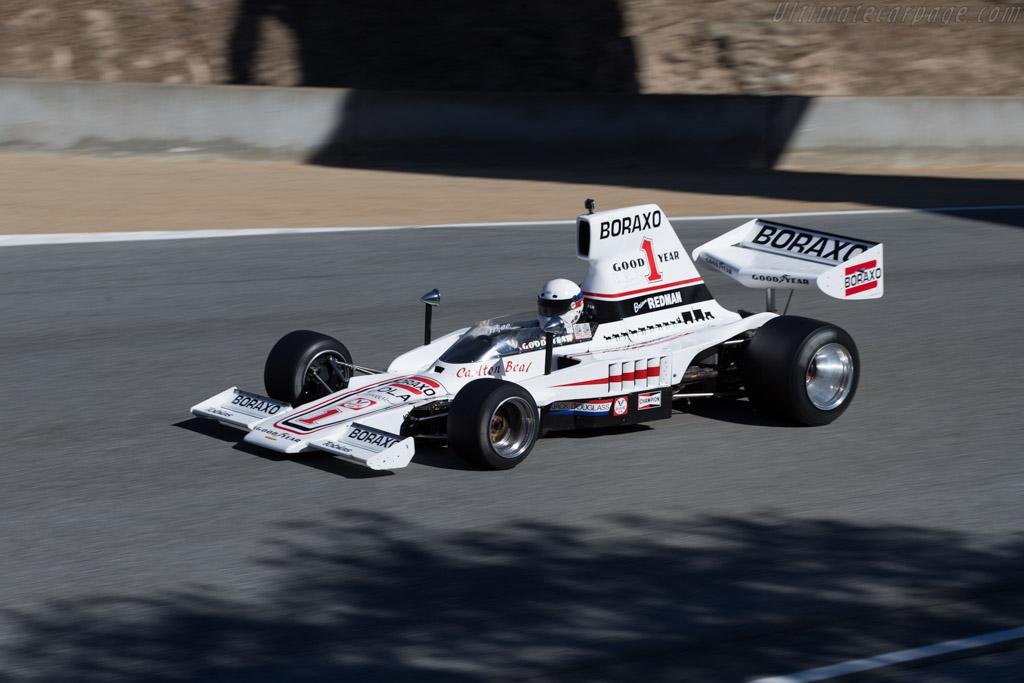 Lola T332C - Chassis: HU56 - Driver: Charles F. (Rick) Parsons  - 2015 Monterey Motorsports Reunion