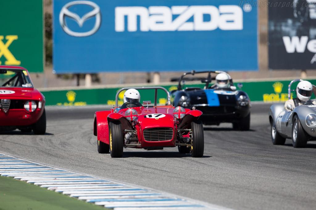 Lotus 7A - Chassis: PSXB1110 - Driver: David Brown  - 2015 Monterey Motorsports Reunion