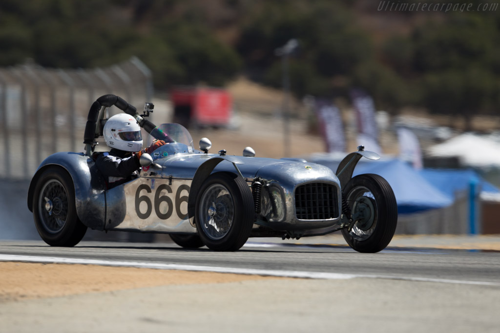Lotus Six - Chassis: 17 - Driver: Jay Embree  - 2015 Monterey Motorsports Reunion