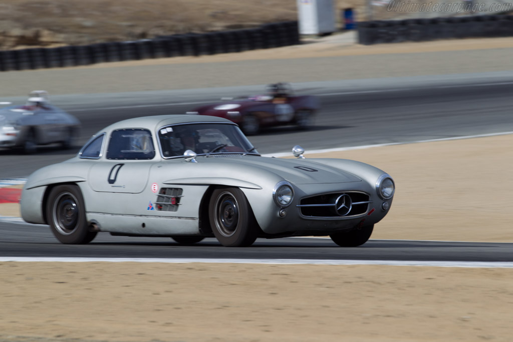 Mercedes benz 300 sl gullwing coupe chassis for 2015 mercedes benz sl