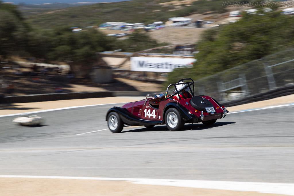 Morgan 4 - Chassis: B931 - Driver: Mark Pladson  - 2015 Monterey Motorsports Reunion