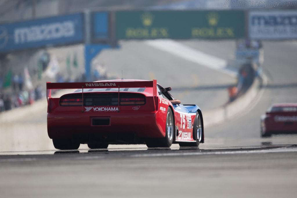 Nissan 300 ZX - Chassis: 007 - Driver: Steve Millen  - 2015 Monterey Motorsports Reunion