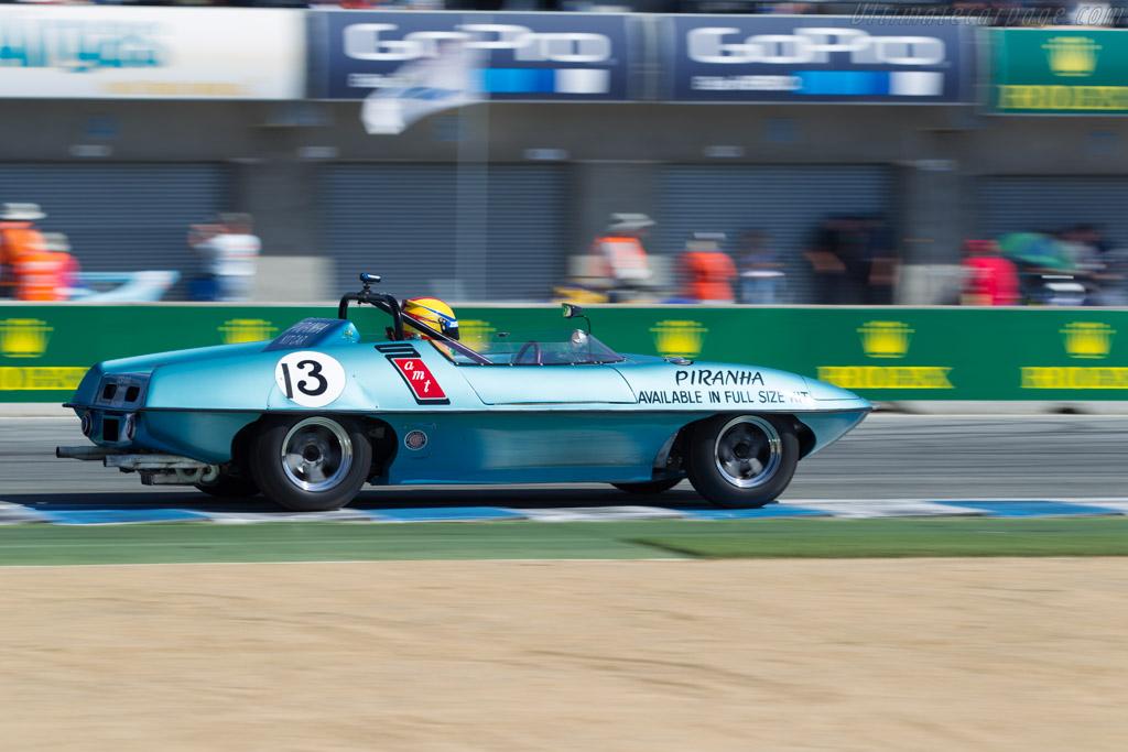 Piranha Sports Racer - Chassis: 1 - Driver: Frank Zucchi  - 2015 Monterey Motorsports Reunion