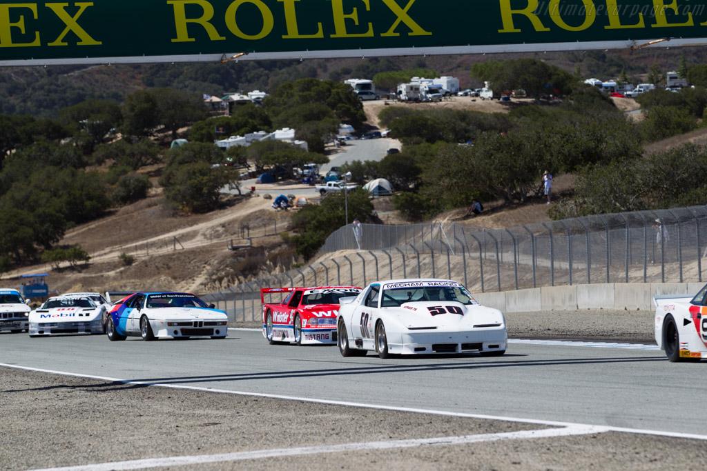 Pontiac TransAm - Chassis: 1 - Driver: David Doyal  - 2015 Monterey Motorsports Reunion