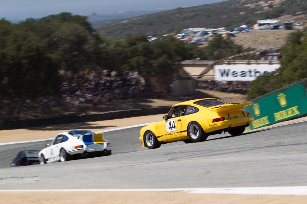 Porsche 911 IROC - Chassis: 911 720 2734 - Driver: Ernie Spada Jr.  - 2015 Monterey Motorsports Reunion