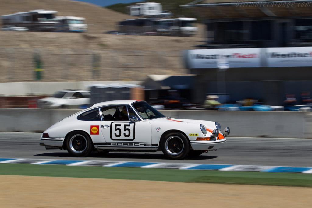 Porsche 911 S - Chassis: 306178S - Driver: Frank Altamura  - 2015 Monterey Motorsports Reunion
