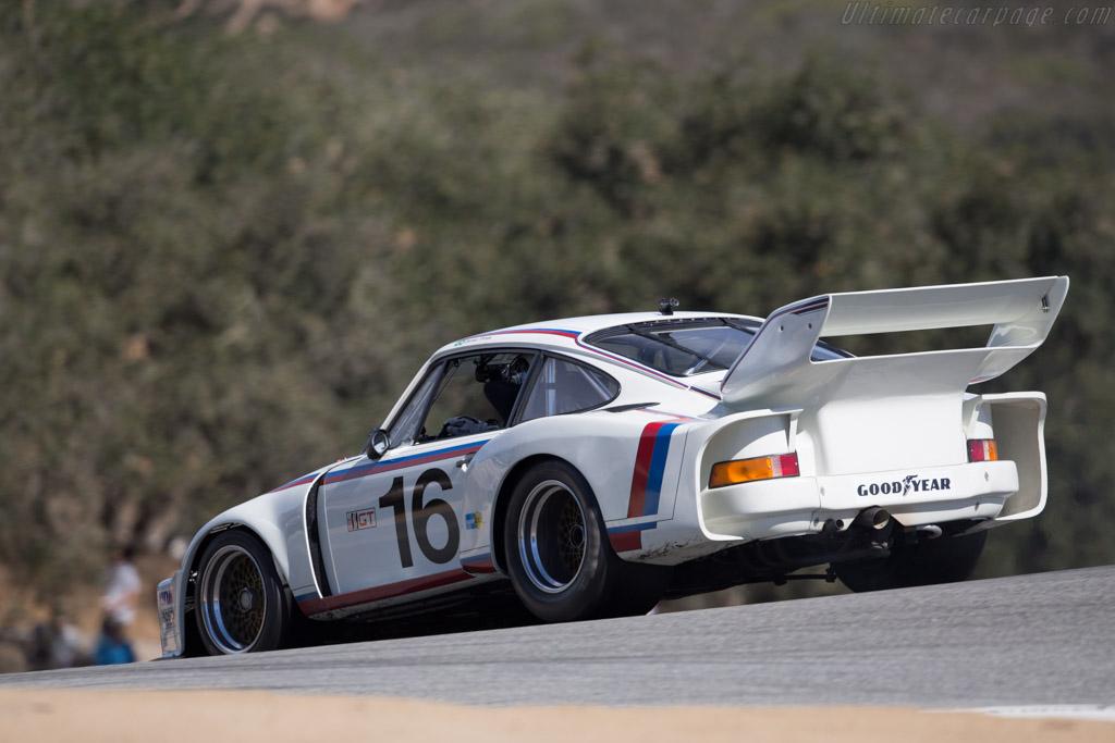 Porsche 934.5 - Chassis: 930 770 0955 - Driver: Dener Pires  - 2015 Monterey Motorsports Reunion
