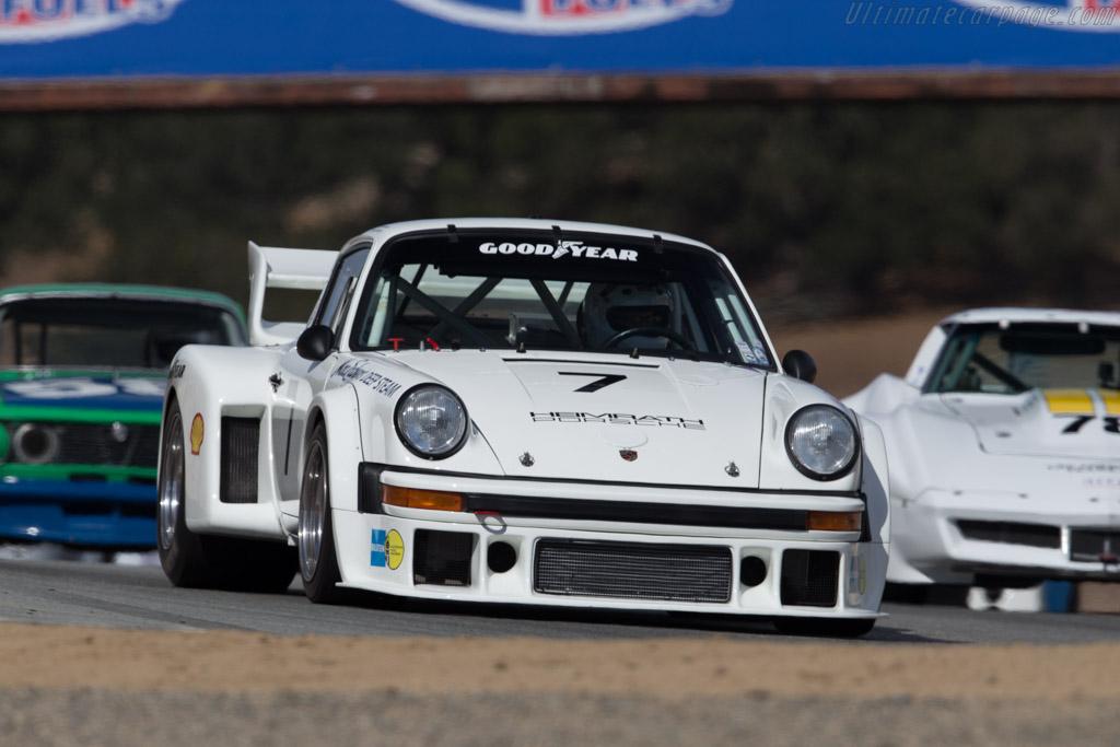 Porsche 934.5 - Chassis: 930 770 0958 - Driver: Jim Lawrence  - 2015 Monterey Motorsports Reunion