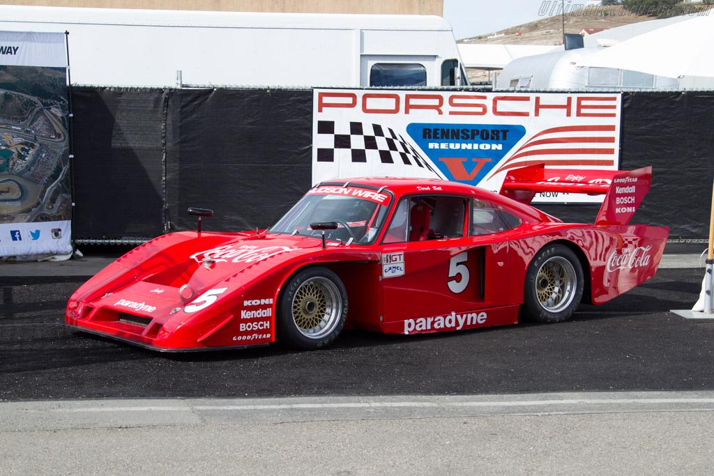 Porsche 935 - Chassis: 935-84   - 2015 Monterey Motorsports Reunion