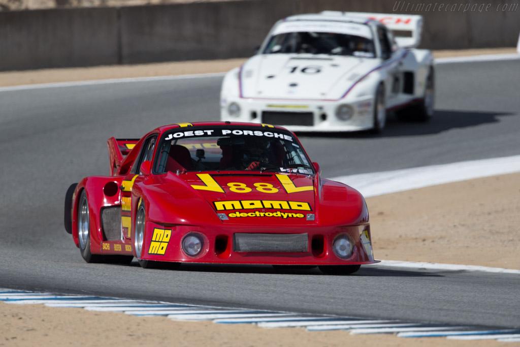 Porsche 935 J - Chassis: 000 0012 - Driver: William E. (Chip) Connor  - 2015 Monterey Motorsports Reunion