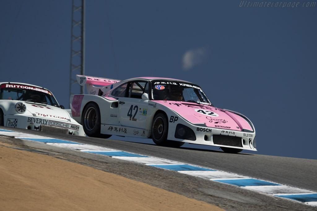 Porsche 935 K3 - Chassis: 930 670 0163 - Driver: Ranson Webster  - 2015 Monterey Motorsports Reunion