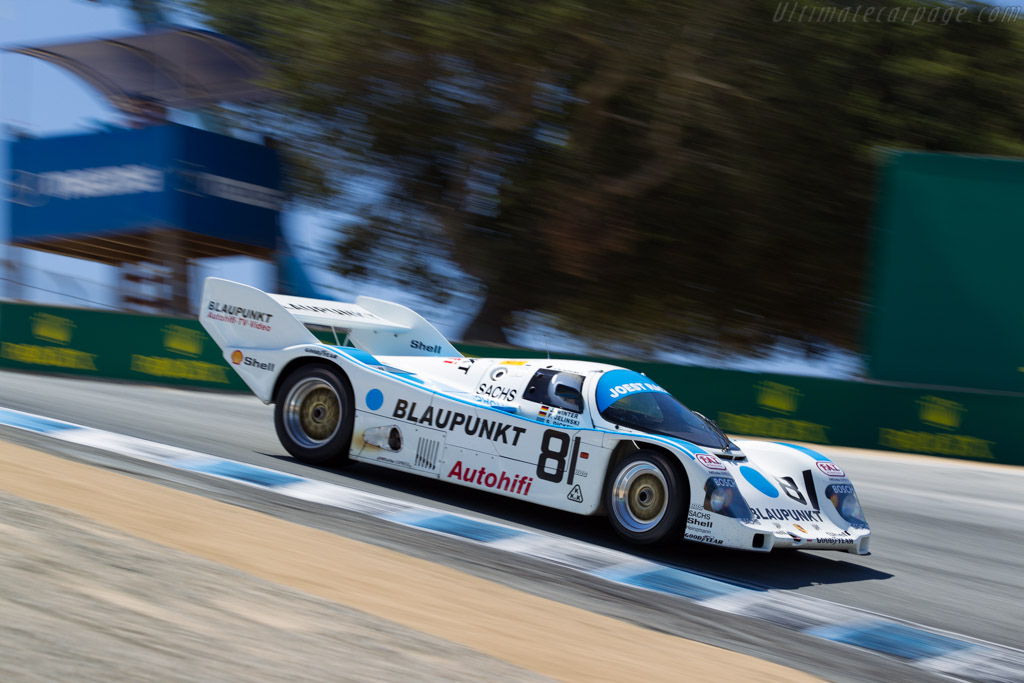 Porsche 962C - Chassis: 962-116 - Driver: George Nakas  - 2015 Monterey Motorsports Reunion