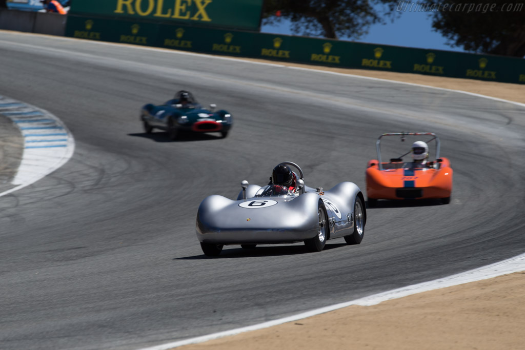 Porsche Pupildy Special - Chassis: PUP1 - Driver: Frank Altamura  - 2015 Monterey Motorsports Reunion