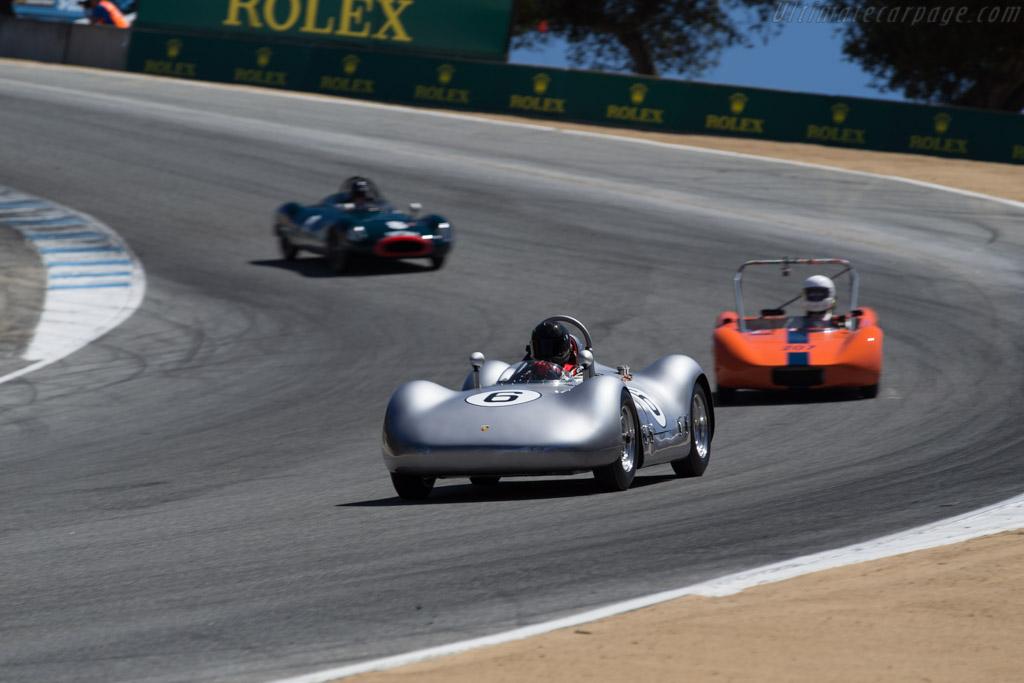 Porsche Pupildy Special - Chassis: PUP1 - Driver: Frank Altamura  - 2015 Monterey Motorsports Reunion