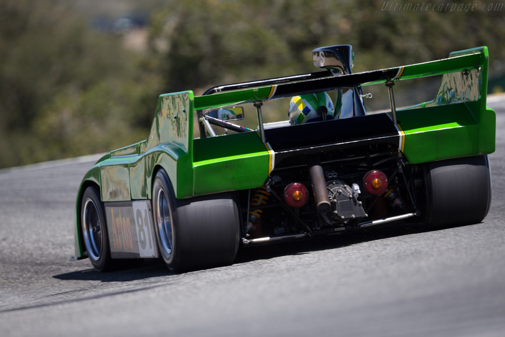 Sauber C4 - Chassis: C04.001 - Driver: Brian Groza  - 2015 Monterey Motorsports Reunion