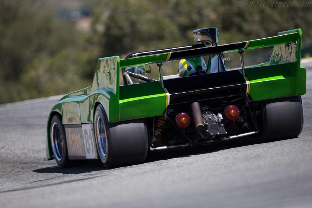 Sauber C4 - Chassis: C04.001 - Driver: Brian Groza - 2015 Monterey Motorsports Reunion