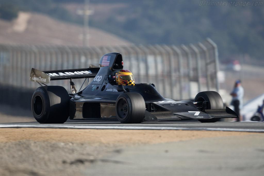 Shadow DN1  - Driver: Keith Frieser  - 2015 Monterey Motorsports Reunion