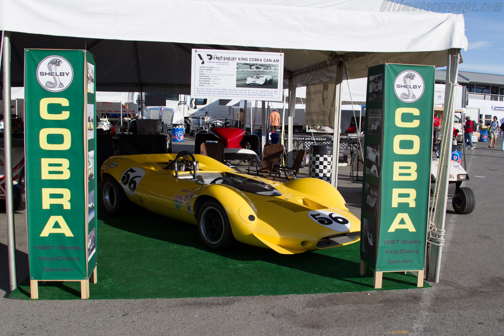 Shelby T10 - Chassis: T10-002   - 2015 Monterey Motorsports Reunion