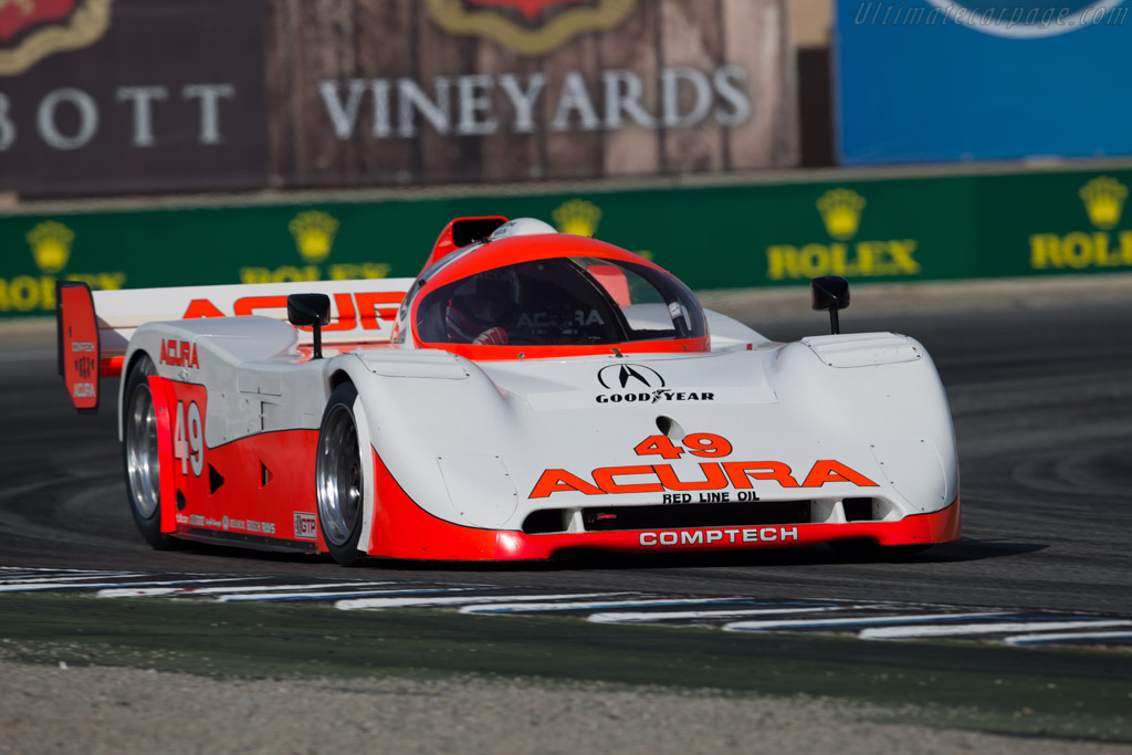 Spice GTP Acura - Chassis: 026 - Driver: Parker Johnstone  - 2015 Monterey Motorsports Reunion