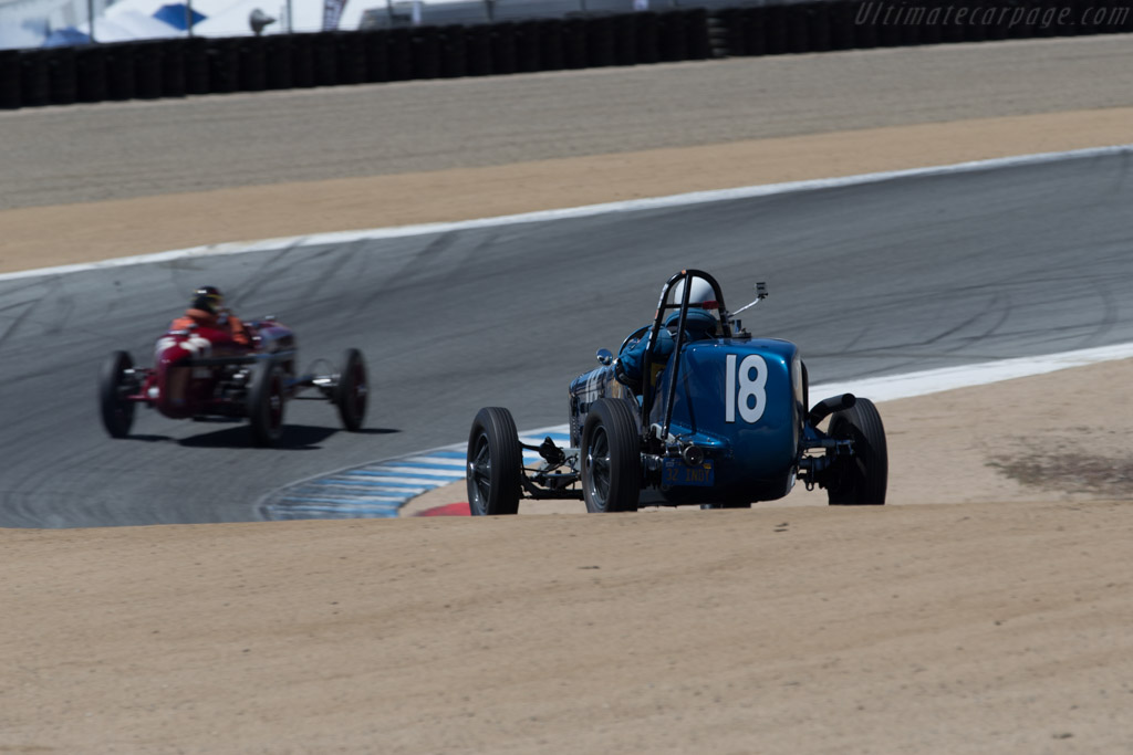 Studebaker Indianapolis - Chassis: E2948 - Driver: Jamie Cleary  - 2015 Monterey Motorsports Reunion