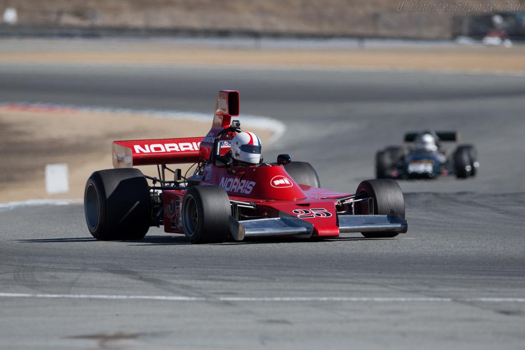 Talon MR1A - Chassis: 3 - Driver: Grant Martin  - 2015 Monterey Motorsports Reunion