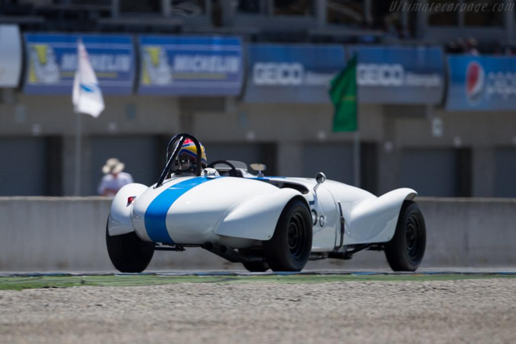 Tatum GMC Special - Chassis: 1 - Driver: Robert Manson  - 2015 Monterey Motorsports Reunion