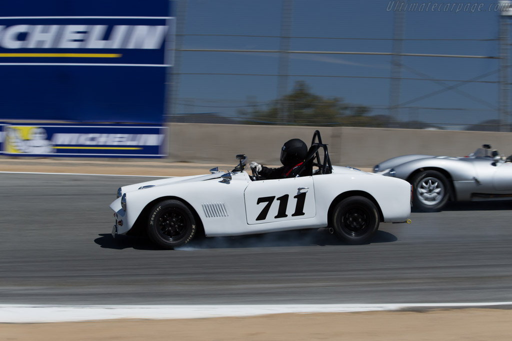 Turner Mk II 1600 - Chassis: 62/542 - Driver: Kevin Shirley  - 2015 Monterey Motorsports Reunion