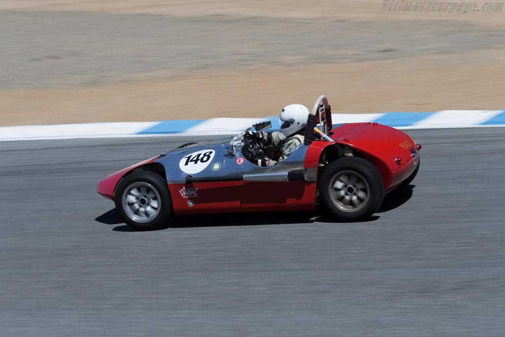 V.A.Y. Special  - Driver: Steve Kupferman  - 2015 Monterey Motorsports Reunion