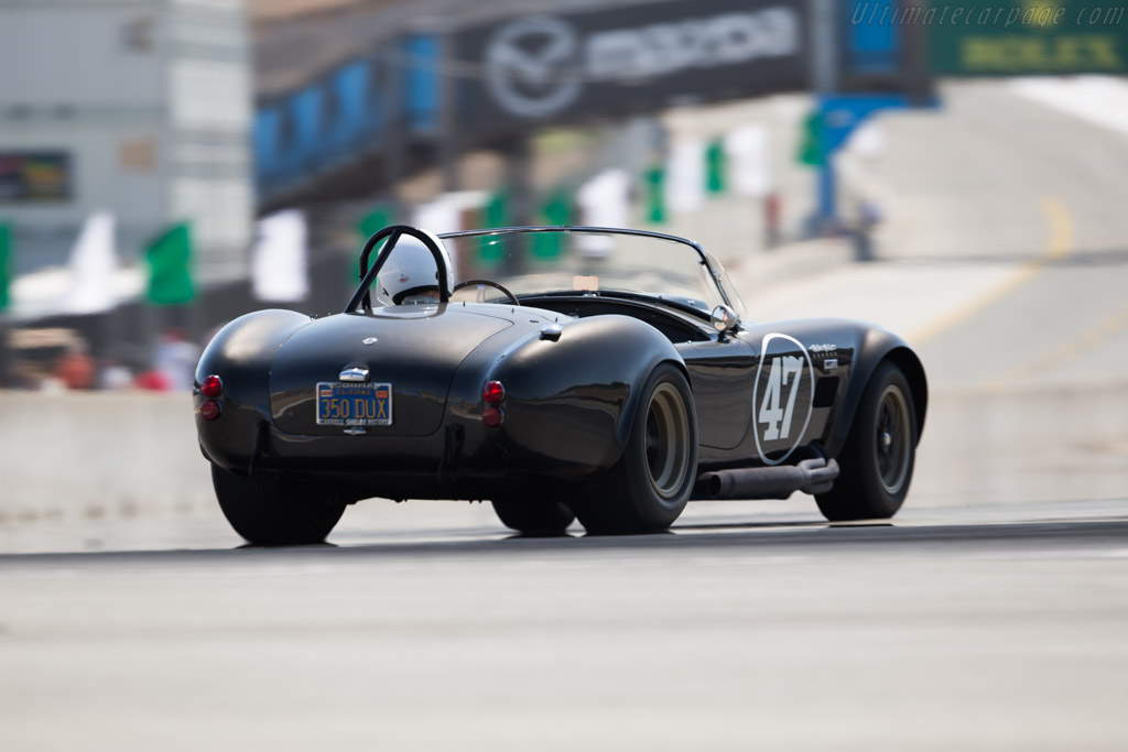 AC Shelby Cobra 427 - Chassis: CSX3312 - Driver: Tom McIntyre  - 2017 Monterey Motorsports Reunion