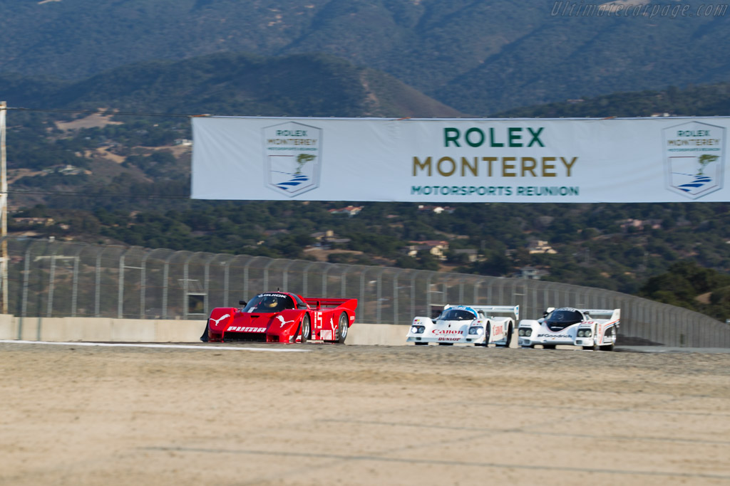 Alba AR8 - Chassis: AR8-001 - Driver: Stefano Rosina  - 2017 Monterey Motorsports Reunion