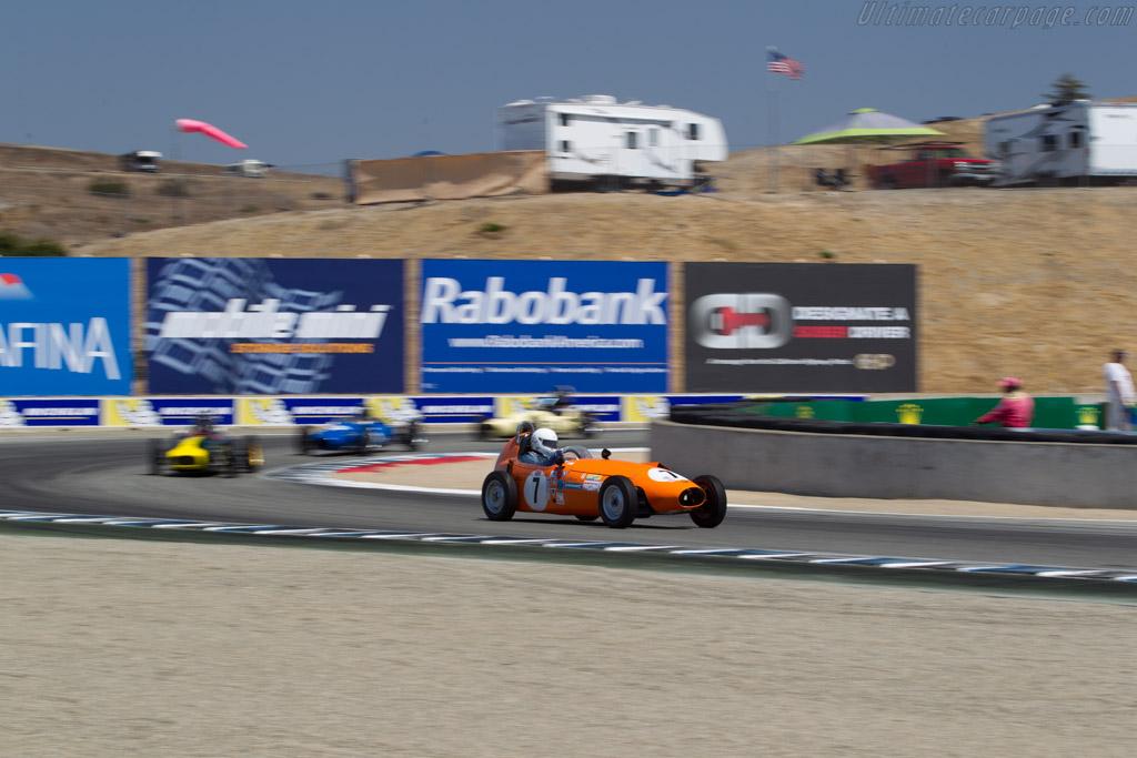 Alexis HF1 - Chassis: 101 - Driver: Duncan Rabagliati  - 2017 Monterey Motorsports Reunion