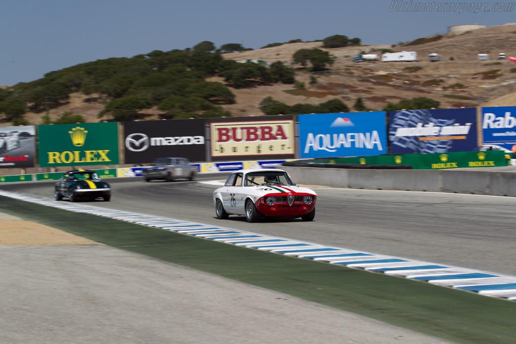 Alfa Romeo Giulia Sprint GTA - Chassis: AR613980 - Driver: Francisco Lara Resende  - 2017 Monterey Motorsports Reunion