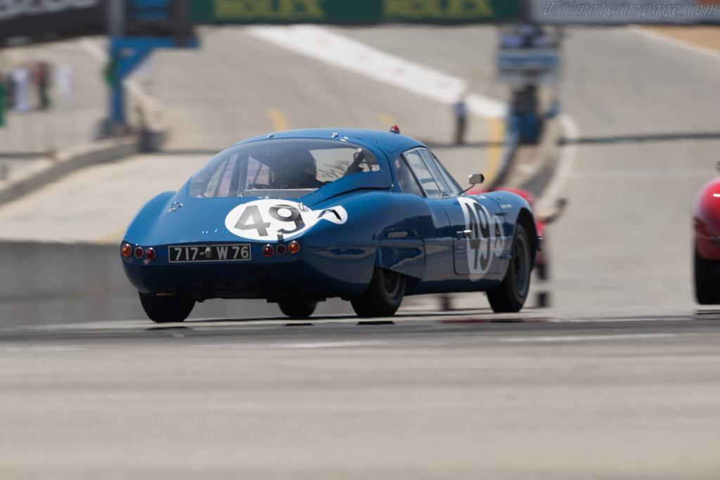 Apine M63 - Chassis: 1701 - Driver: Hitoshi Kato  - 2017 Monterey Motorsports Reunion