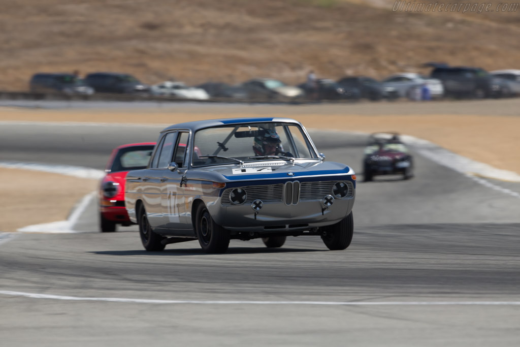 BMW 1800TI - Chassis: 980844 - Driver: Steve Walker  - 2017 Monterey Motorsports Reunion