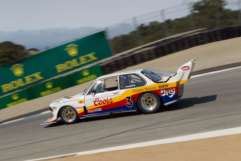 BMW 320i Turbo - Chassis: E21/R4/05 - Entrant: Cory Muensterman - Driver: Ethan Shippert  - 2017 Monterey Motorsports Reunion