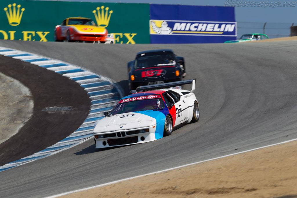 BMW M1 Procar - Chassis: 4301075 - Driver: Henry Schmitt  - 2017 Monterey Motorsports Reunion