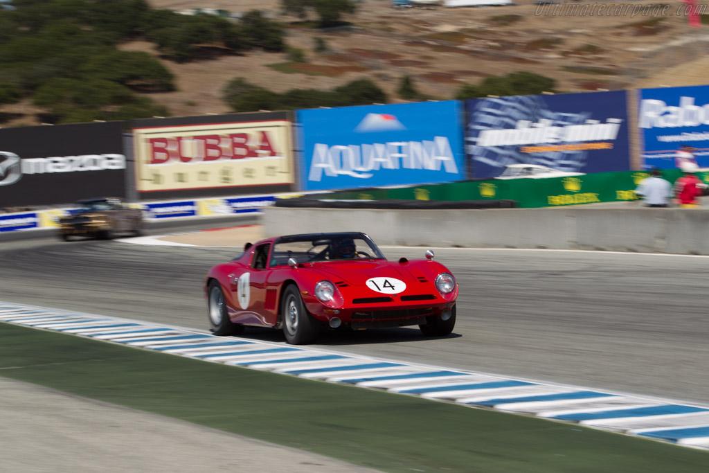 Bizzarrini 5300 GT Strada - Chassis: IA3 0329 - Driver: Chip Fudge  - 2017 Monterey Motorsports Reunion