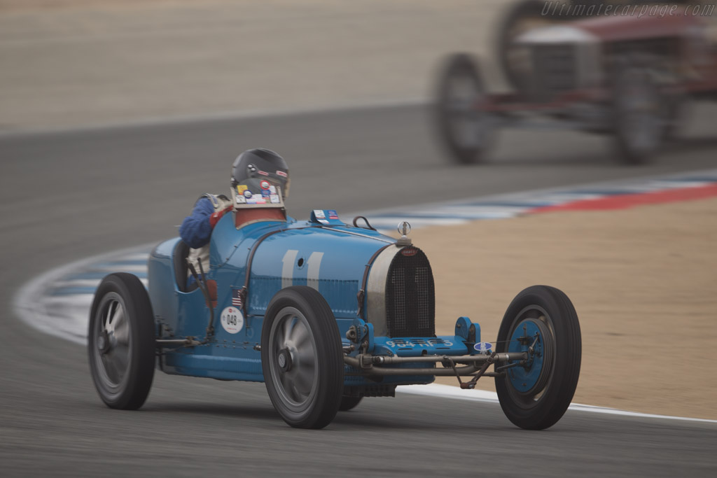 Bugatti Type 37A - Chassis: 37207 - Driver: Rick Rawlins  - 2017 Monterey Motorsports Reunion