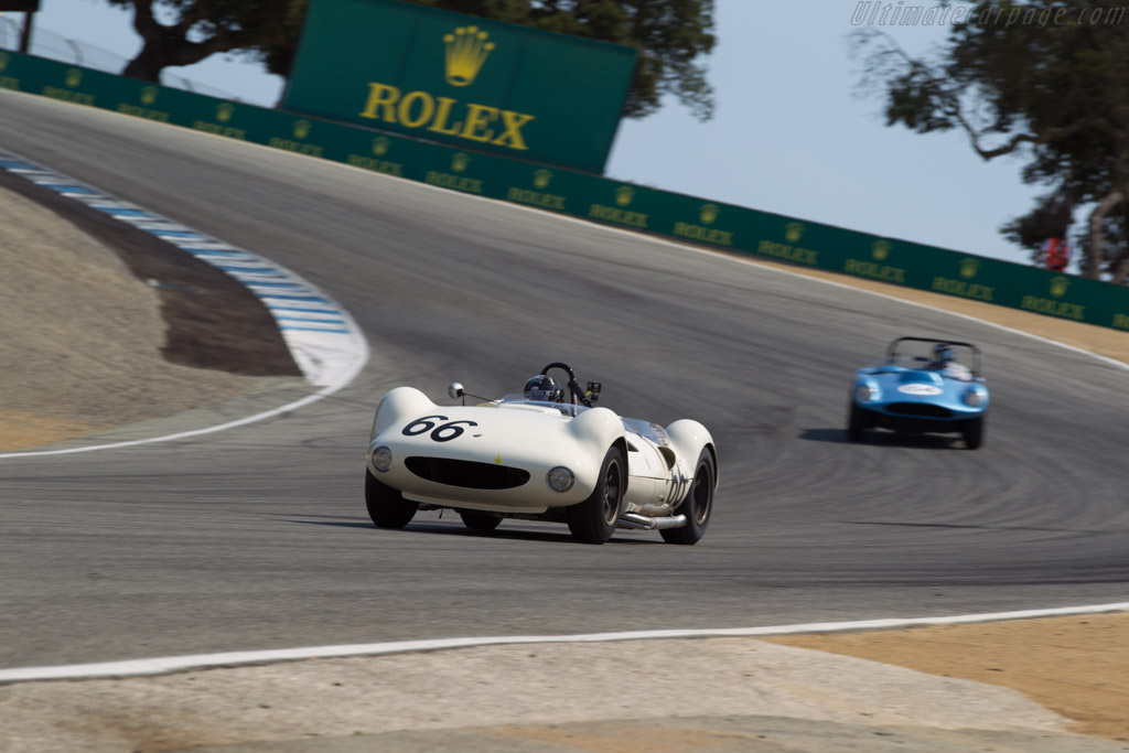 Chaparral Mk1 - Chassis: 003 - Driver: Dyke Ridgley  - 2017 Monterey Motorsports Reunion