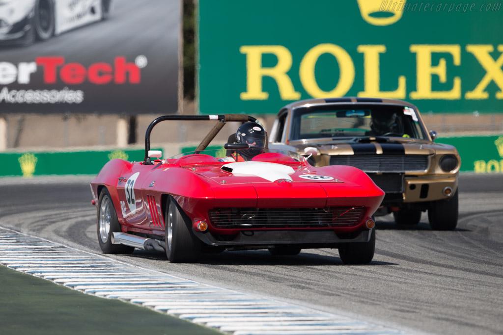 Chevrolet Corvette - Chassis: 19667341 - Driver: Kyle Kelley  - 2017 Monterey Motorsports Reunion