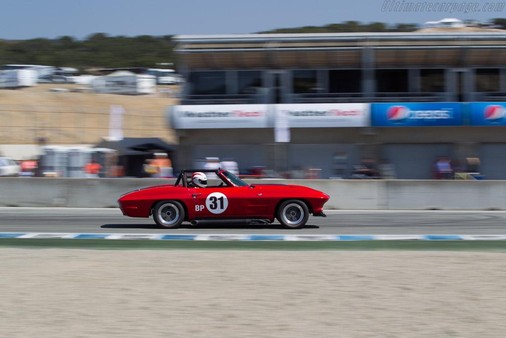 Chevrolet Corvette - Chassis: 40867S116003 - Driver: Craig Carter  - 2017 Monterey Motorsports Reunion