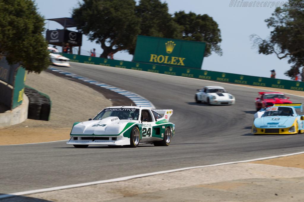 Chevrolet Dekon Monza - Chassis: 1004 - Driver: Kiel Hogan  - 2017 Monterey Motorsports Reunion