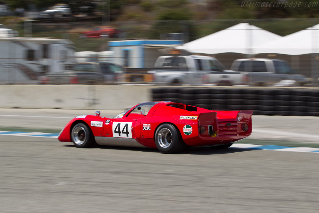 Chevron B16 - Chassis: CH-DBE-28 - Driver: Gray Gregory  - 2017 Monterey Motorsports Reunion