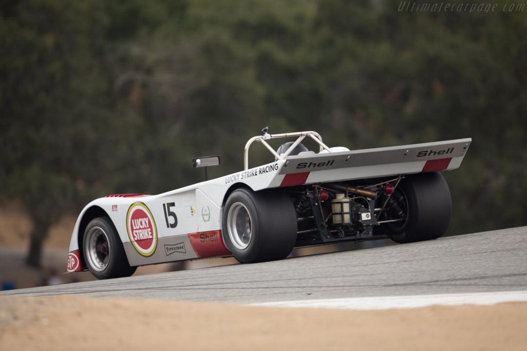 Chevron B19 - Chassis: B19-71-18 - Driver: Bob Gett  - 2017 Monterey Motorsports Reunion