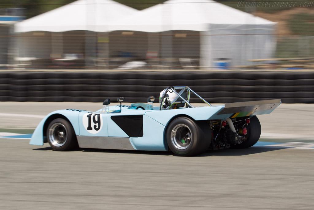 Chevron B19  - Driver: Chris Porritt  - 2017 Monterey Motorsports Reunion