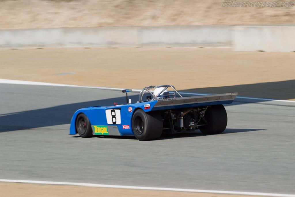 Chevron B21 - Chassis: B21-72-7 - Driver: David Putz  - 2017 Monterey Motorsports Reunion