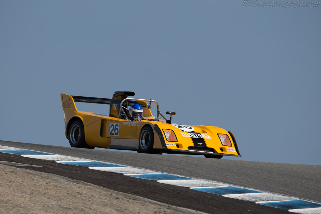 Chevron B26 - Chassis: B26-74-03 - Driver: Gray Gregory  - 2017 Monterey Motorsports Reunion