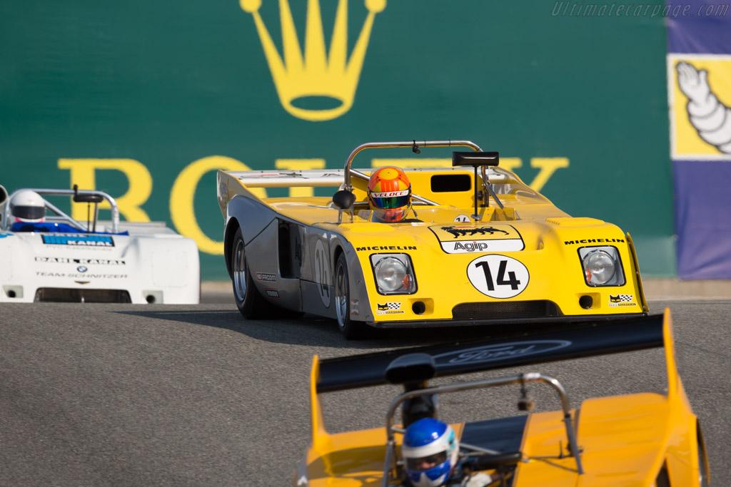 Chevron B36 - Chassis: 36-78-01 - Driver: Tom Minnich  - 2017 Monterey Motorsports Reunion